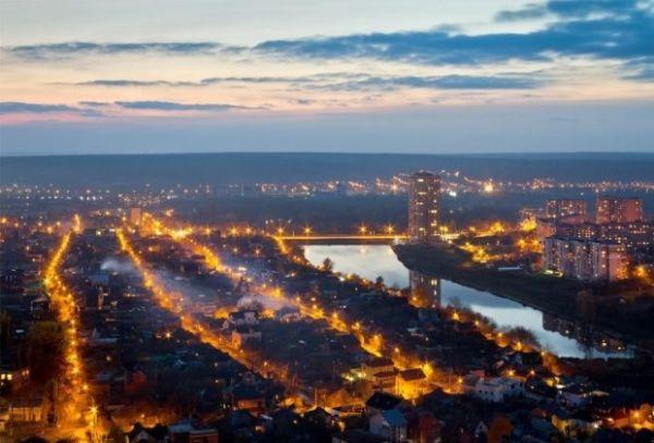 Где в Харькове можно полюбоваться городом с высоты