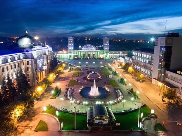 Харьков за один день: главные достопримечательности