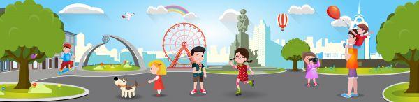 Каникулы: развлечения для детей в Харькове