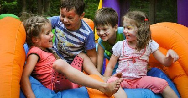 Порадуйте деток – детские развлечения в Харькове