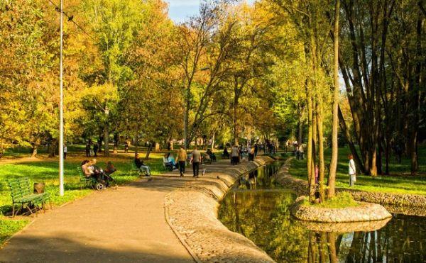 Пришла осень: главные мероприятия сентября в Харькове