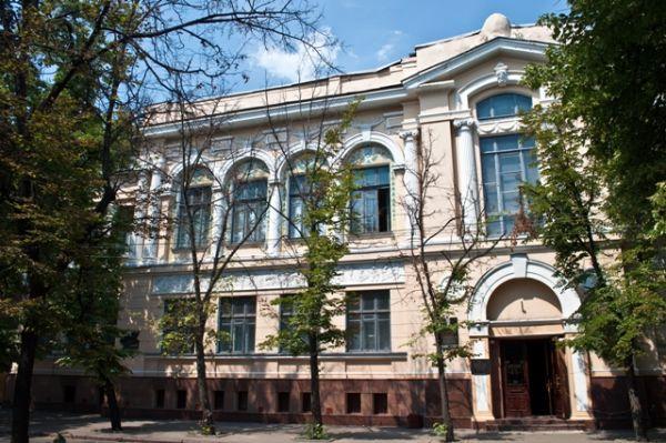 Выставки в художественном музее Харькова