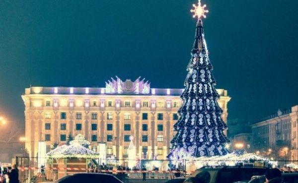 Зимние выходные в Харькове