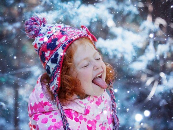 Зимние выходные с ребенком в Харькове