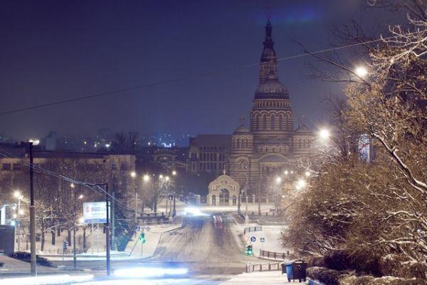 События января 2019 в Харькове