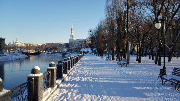 Активный зимний отдых в Харькове