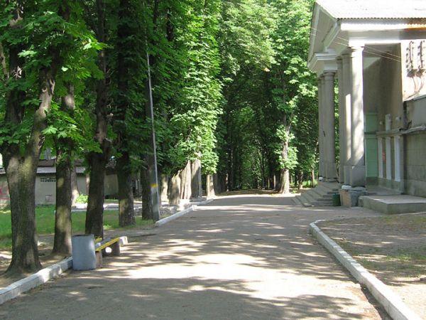 Исторические достопримечательности в Харькове