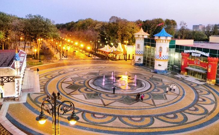 Живописные харьковские парки – для прогулки и фотосессии